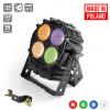 Flash Pro LED PAR 64 4X30W 4w1 COB RGBW 4 sekcje MK2 - reflektor