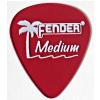 Fender 351 California Red Medium kostka gitarowa