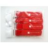 4Audio KL-30-400 RED zestaw opasek rzepowych z klamrą 30x400mm, kolor czerwony (8szt.)
