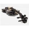 Leonardo LV-1544 BK skrzypce czarne 4/4 z futerałem