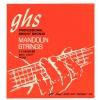 GHS Professional struny do mandoliny, Loop End, Bright Bronze, Medium Light, .011-.041