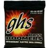 GHS Bass Boomers struny do gitary basowej 4-str. Medium Light, .045-.100, Extra Long Scale