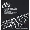 GHS Precision Flatwound struny do gitary basowej, 4-str. Light, .045-.095, Short Scale