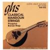 GHS Professional struny do mandoliny, Loop End, Phosphor Bronze, Ultra Light, .009-.032