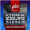 GHS Super Steels struny do gitary basowej, 5-str. Medium Light, .044-.121