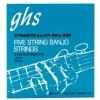 GHS Professional struny do banjo, 5-str. Ball End, Stainless Steel, Light, .011-.022