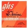 GHS La Classique Requinto struny do gitary klasycznej, Tie-On, Low Tension