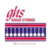 GHS Tenor struny do banjo tenorowego, 4-str. Loop End, Phosphor Bronze, Light, .009-.028