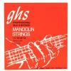 GHS Professional struny do mandoliny, Loop End, Silk and Bronze, Regular, .011-.040