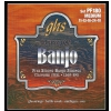 GHS Professional struny do banjo, 5-str. Loop End, Stainless Steel, Medium, .011-.024