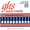 GHS Johnny Baier Signature struny do banjo, 4-String, Loop End, Medium, .011-.030
