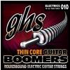 GHS Thin Core Guitar Boomers struny do gitary elektrycznej, Thin-Thick, .010-.052