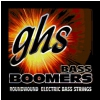GHS Bass Boomers struny do gitary basowej 4-str. Light, .040-.095, Extra Long Scale