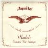 Aquila Genuine Gut Ukulele Set, GCEA Soprano, high-G