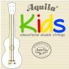 Aquila Kids kolorowe struny do ukulele