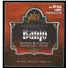GHS Professional struny do banjo, 6-str. Loop End, Stainless Steel, Light, .011-.042