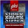 GHS Super Steels struny do gitary basowej, 5-str. Extra Light, .030-.090
