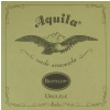 Aquila BioNylon Nylgut Ukulele single, Concert, 4th low-G, powlekana