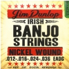 Dunlop Banjo Nickel Strings Irish-Tenor 4 strings struny do banjo 12-36