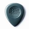 Dunlop 445R Nylon Big Stubby kostka gitarowa 3.0mm szara