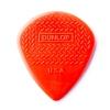 Dunlop 471R3N nylon MAX GRIP JAZZ kostka gitarowa kolor czerwony
