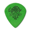 Dunlop 472RM3 Tortex Jazz M3 kostka gitarowa medium zielona
