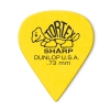Dunlop 412P Tortex Sharp kostka gitarowa 0.73mm