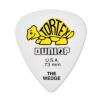 Dunlop 424R Tortex Wedge  kostka gitarowa 0.73mm zółta