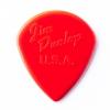 Dunlop 47R3N Jazz III - kostka gitarowa 1.38mm (czerwona)