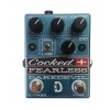 Daredevil Pedals Cocked & Fearless - 2-in-1 Distortion & Cocked Wah Pedal efekt gitarowy