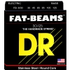 DR FAT BEAMS - struny do gitary basowej, 6-String, Medium, .030-.125