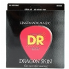 DR DRAGON SKIN - struny do gitary basowej, 4-String, Coated, Medium, .045-.105