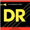 DR HI-BEAM Flats ″ struny do gitary basowej, 4-String, Medium, .045-.105