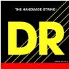 DR LONG NECKS - struny do gitary basowej, 4-String, Heavy, .050-.110, Tapered