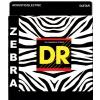 DR ZEBRA - struny do gitary elektrycznej/akustycznej, Light & Heavy, .009-.046