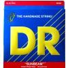 DR SUNBEAMS - struny do gitary basowej, 4-String, Medium Light, .045-.100