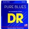 DR PURE BLUES - struny do gitary basowej, Victor Wooten Signature, .040-.095