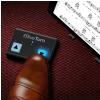 IK Multimedia iRig BlueTurn bezprzewodowy, podłogowy kontroler dla iPhone, iPad oraz Mac