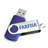 Farfisa FM-20 - pendrive z utworami karaoke