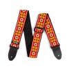 Dunlop Jacquard Strap - Avalon Red, pasek gitarowy