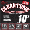 Cleartone Electric EMP Strings, Monster Heavy struny do gitary elektrycznej