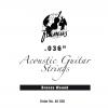 Framus Bronze - struna pojedyncza do gitary akustycznej .036, wound