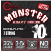 Cleartone Electric EMP Strings, Light struny do gitary elektrycznej
