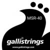 Galli MSR-40 - pojedyncza struna do gitary akustycznej bass
