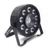 Golden Century PL030 LED PAR - reflektor LED płaski, obudowa plastik, czarna