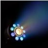 Cameo FLAT MOON - 3 w 1 efekt świetlny
