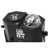 Eurolite LED FE-4 Hybrid Laser Flower effect -  efekt świetlny LED + laser