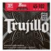 Dunlop Robert Trujillo Icon Series Bass 4 45-102