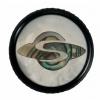 Warwick Regler Knopf, rund 6mm, Planet, SW gałka potencjometru, round 6mm, Planet, BK