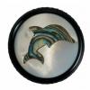 Warwick Regler Knopf, rund 6mm, Dolphin, SW gałka potencjometru, round 6mm, Dolphin, BK